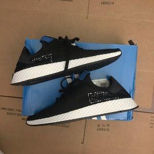 Adidas Deerupt Alphatype Black Sz 13 Mens new